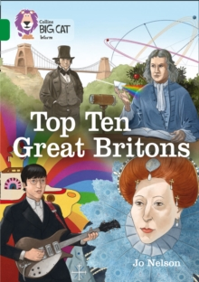 Top Ten Great Britons : Band 15/Emerald, Paperback / softback Book