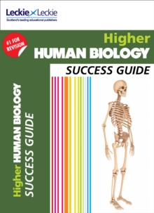 CfE Higher Human Biology Success Guide, Paperback Book