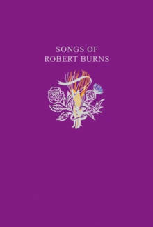 Robert Burns Songs, Paperback Book