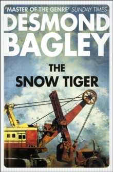 The Snow Tiger, Paperback Book