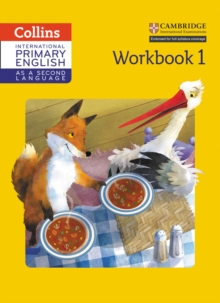 Cambridge Primary English as a Second Language Workbook Stage 1, Paperback Book