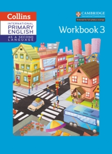 International Primary English as a Second Language Workbook Stage 3, Paperback / softback Book
