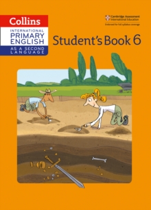 Cambridge Primary English as a Second Language Student Book Stage 6, Paperback Book