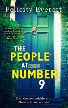 The People at Number 9, Hardback Book