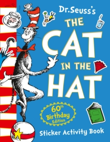 The Cat in the Hat Sticker Activity Book, Paperback / softback Book