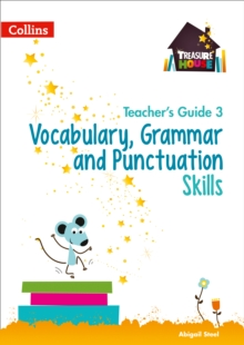 Vocabulary, Grammar and Punctuation Skills Teacher's Guide 3, Paperback / softback Book