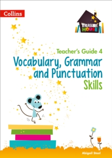 Vocabulary, Grammar and Punctuation Skills Teacher's Guide 4, Paperback / softback Book