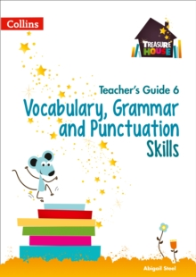 Vocabulary, Grammar and Punctuation Skills Teacher's Guide 6, Paperback Book