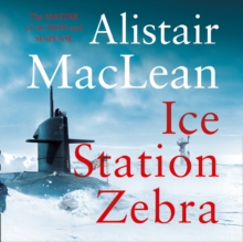 Ice Station Zebra, eAudiobook MP3 eaudioBook