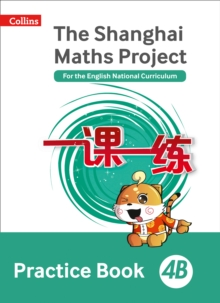 The Shanghai Maths Project Practice Book 4B, Paperback Book