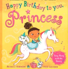 Happy Birthday to you, Princess, Paperback / softback Book