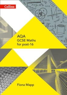AQA GCSE Maths for Post-16, Paperback Book
