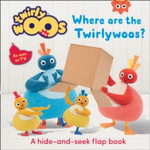 Where are the Twirlywoos?, Board book Book