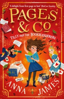 Pages & Co.: Tilly and the Bookwanderers, Paperback / softback Book