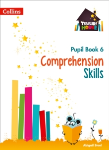 Comprehension Skills Pupil Book 6, Paperback / softback Book