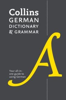 Collins German Dictionary and Grammar : Two Books in One, Paperback / softback Book