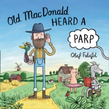 Old MacDonald Heard a Parp, Paperback Book