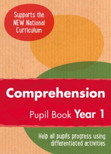 Year 1 Comprehension Pupil Book : English KS1, Paperback / softback Book