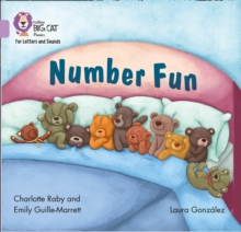 Number Fun : Band 00/Lilac, Paperback / softback Book