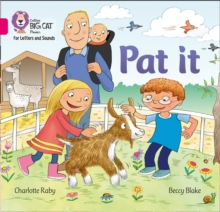 Pat it : Band 1a/Pink a, Paperback / softback Book