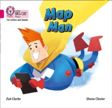 Map Man : Band 1a/Pink a, Paperback / softback Book