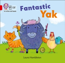 Fantastic Yak : Band 2a/Red a, Paperback / softback Book