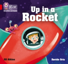 Up in a Rocket : Band 2a/Red a, Paperback / softback Book