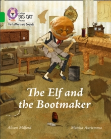 The Elf and the Bootmaker : Band 5/Green, Paperback / softback Book