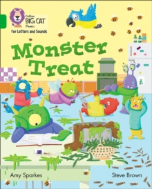 Monster Treat : Band 5/Green, Paperback / softback Book