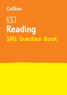KS1 Reading SATs Question Book : 2019 Tests, Paperback / softback Book