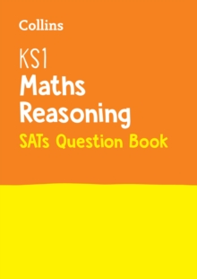 KS1 Maths - Reasoning SATs Question Book : 2019 Tests, Paperback Book