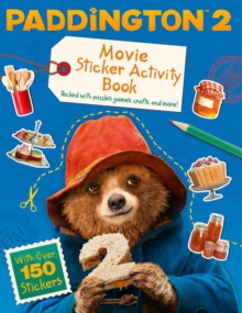 Paddington 2: Sticker Activity Book : Movie Tie-in, Paperback Book