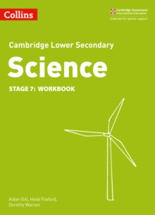 Lower Secondary Science Workbook: Stage 7, Paperback / softback Book