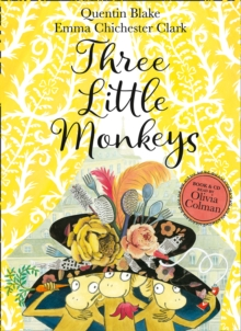 Three Little Monkeys : Book & CD, Mixed media product Book