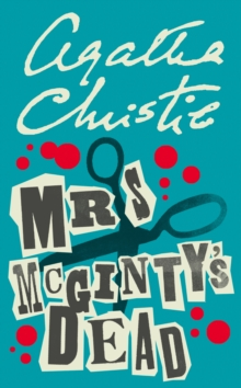 Mrs McGinty's Dead, Paperback / softback Book