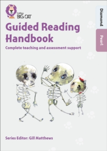 Guided Reading Handbook Diamond to Pearl : Complete Teaching and Assessment Support, CD-ROM Book