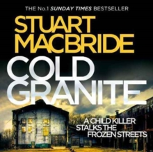 Cold Granite, CD-Audio Book
