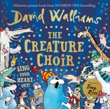The Creature Choir, Hardback Book
