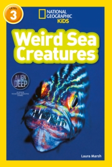 Weird Sea Creatures, Paperback / softback Book