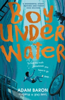 Boy Underwater, Paperback Book