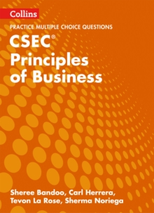 CSEC Principles of Business Multiple Choice Practice, Paperback / softback Book