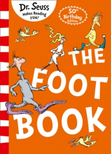 The Foot Book, Paperback / softback Book