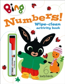 Numbers! : Wipe-Clean Activity Book, Paperback / softback Book