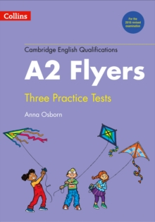 Practice Tests for A2 Flyers, Paperback / softback Book
