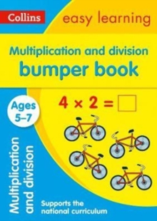 Multiplication and Division Bumper Book Ages 5-7, Paperback / softback Book