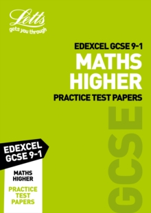 Edexcel GCSE 9-1 Maths Higher Practice Test Papers, Paperback / softback Book
