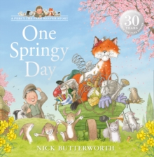 One Springy Day, Hardback Book
