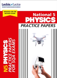 National 5 Physics Practice Papers : Revise for Sqa Exams, Paperback / softback Book