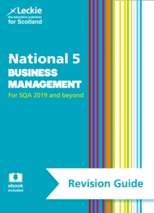 National 5 Business Management Success Guide, Paperback / softback Book