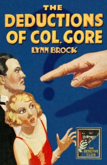 The Deductions of Colonel Gore, Hardback Book